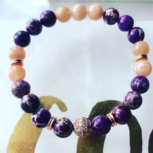 Jewelry - Purple Imperial Jasper
